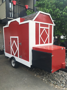 Custom Food Truck / Trailer for sale