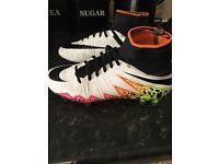 Nike sock boots