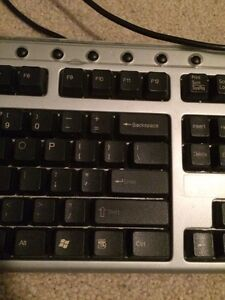 HP Keyboard  Kitchener / Waterloo Kitchener Area image 6