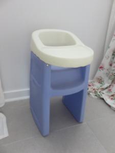 chaise haute pour poupée little tike