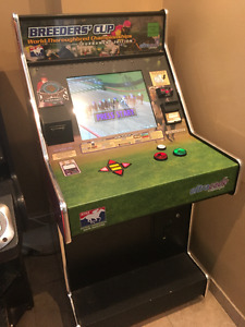 Breeders Cup- Tournament Edition- Arcade Game