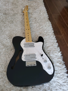 Fender télécaster thinline 72 FSR USA