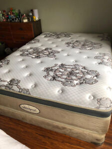 Beautyrest Mattress with boxspring - Queen Sized - GREAT PRICE