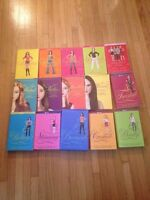 Pretty little liar books 1-15