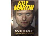Guy Martin Autobiography
