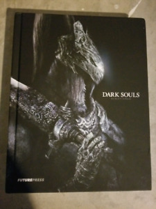 Dark souls Guidebook collection