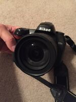 Nikon D70s with 2Gb high speed Sd card