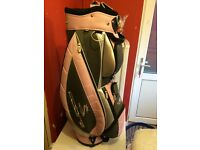 Ladies Cobra cart bag