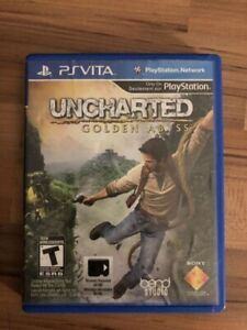 Uncharted For PS Vita