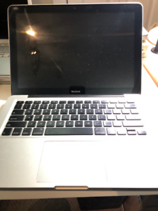 8 Apple Laptops for parts or fix up