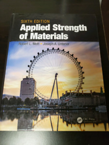 Applied Strength of Materials (Sixth Edition)