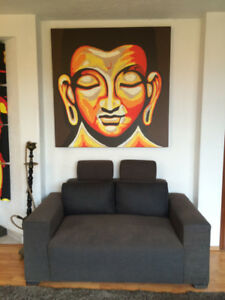 Art - Modern Ethnic Paintings custom for your walls home/office
