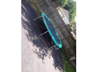 10ft trampoline bargain!