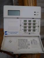 ADEMCO Home Alarm control