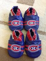 Montreal Canadien shoes