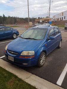 2004 Chevrolet Aveo Hatchback *OBO*