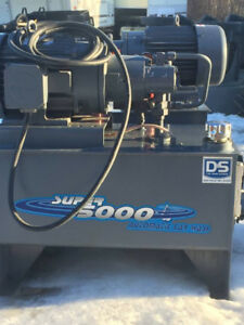 Two Hydraulic Power Packs. Great Condition!
