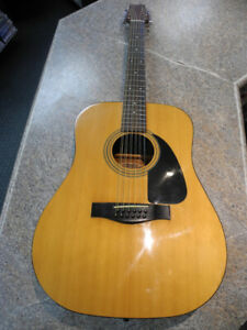 Fender Gemini II 12-String Acoustic Guitar