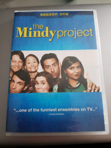 BRAND NEW The Mindy Project Seasons 1 & 2