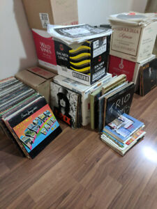 USED VINYL RECORDS FOR SALE !!!