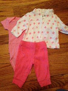 Girls infant outfit