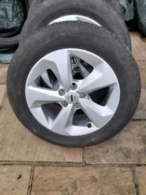 Nissan Qashqai Accenta Premium Alloy Wheel 17