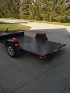 Snowmobile ATV Fourwheeler dirt bike golf cart trailer