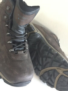 Men's hiking boots size 15