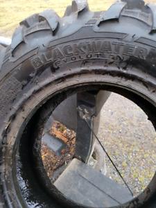 (1) 26x9.00x12 Blackwater Atv Tire