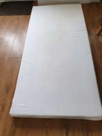 Memory foam mattress topper single 3 inch
