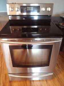 Samsung dual convection stove 250 obo.SOLD