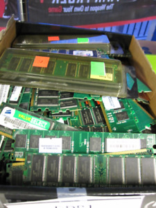 Laptop DDR1 RAM Untested (Per Stick)