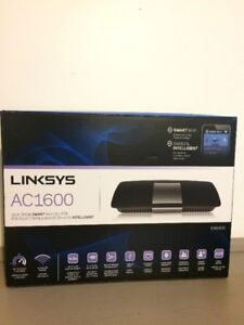 LINKSYS WIRELESS ROUTER - AS NEW CONDITION