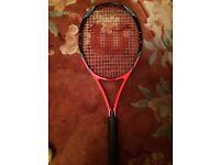 Wilson Kfactor tennis racquet/racket