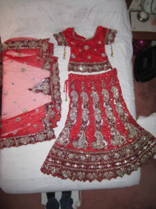 Sikh Wedding Lengha