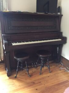 Piano upright - make an offer
