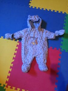 Snow suit Boys 3-6 months