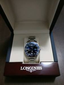 Longines Hydroconquest 39mm quartz