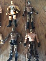 WWE/WWF Figure, Accessories, and Movie Collection