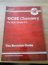 CGP GCSE Chemistry The Revision Guide