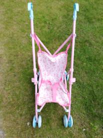 Doll push chair