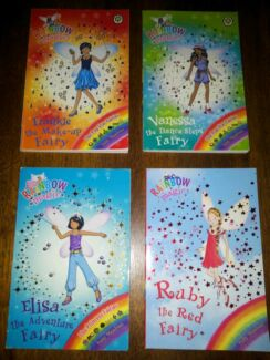 4 Rainbow Magic books Parkinson Brisbane South West Preview