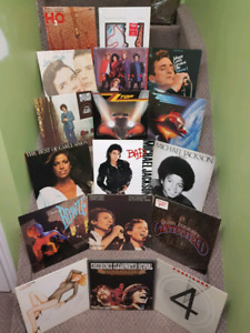 ! 17 classic rock and pop albums