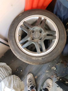 Stock 2003 ford focus rims/tires