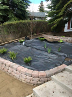 Let us help you with all landscaping ideas