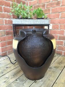 Beautiful outdoor water fountain for sale