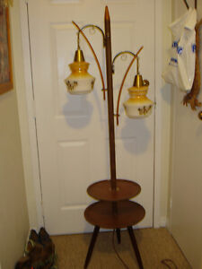 Awesome retro/vintage floor lamp