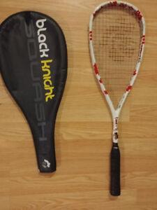 Une excellente raquette de squash