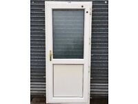 PVC door wanted