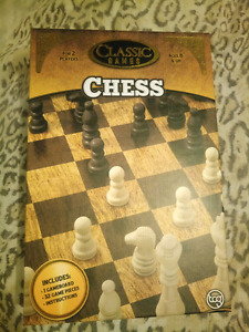 New chess game